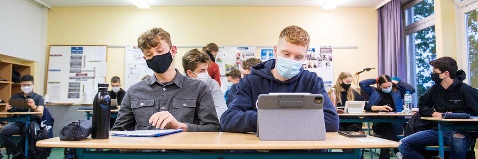 Starke Lernrückstände wegen Corona könnten rund 30 Prozent der Schüler betreffen