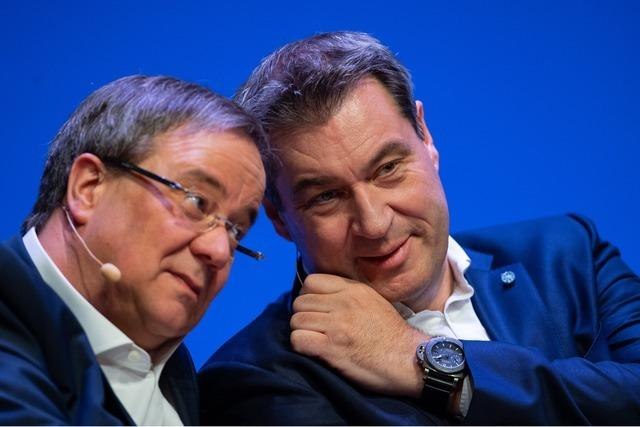Union einigt sich auf Programm: Bürger und Wirtschaft entlasten