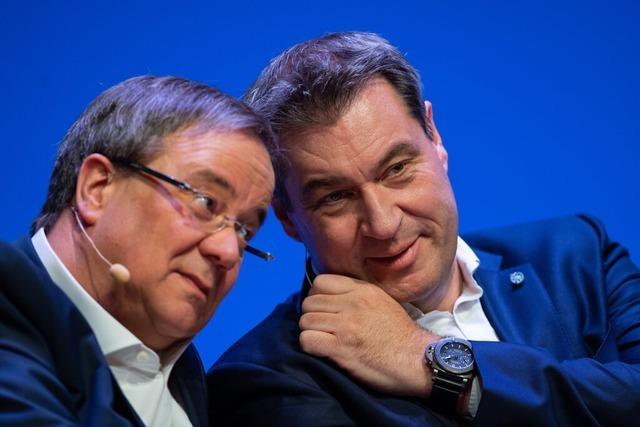 Union einigt sich auf Wahlprogramm: Bürger und Wirtschaft entlasten