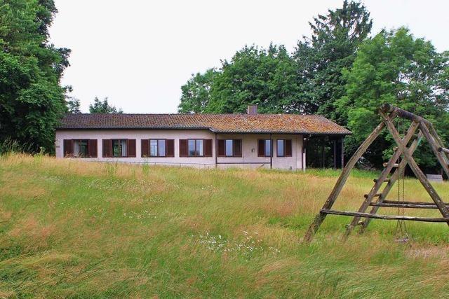 Bis zum Verkauf bleibt der Förderverein des Werner-Mennicke-Hauses bestehen