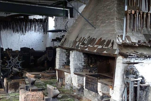 Das Trumpf-Werk in Teningen blickt auf 250 Jahre zurück