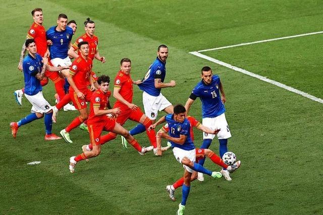Italien – seit nunmehr 30 Spielen sind sie ungeschlagen