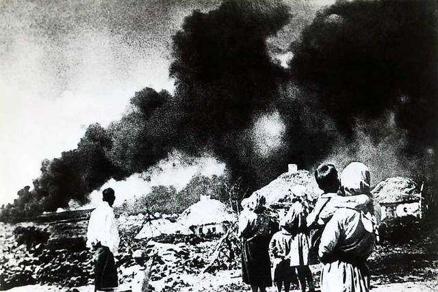 Warum erinnern wir uns an einen Krieg?