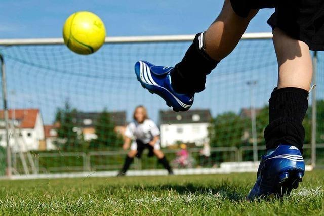 Der Fußballnachwuchs aus Hausen und Zeller gründet eine Spielgemeinschaft
