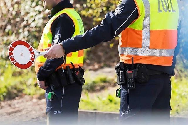 100 Gramm Amphetamine am Weiler Autobahngrenzübergang entdeckt