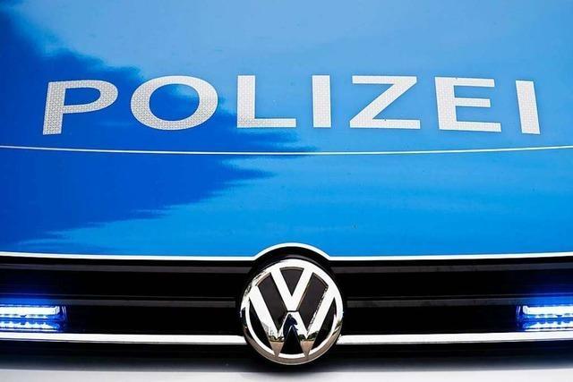 Exhibitionist an der Wiese bei Maulburg festgenommen