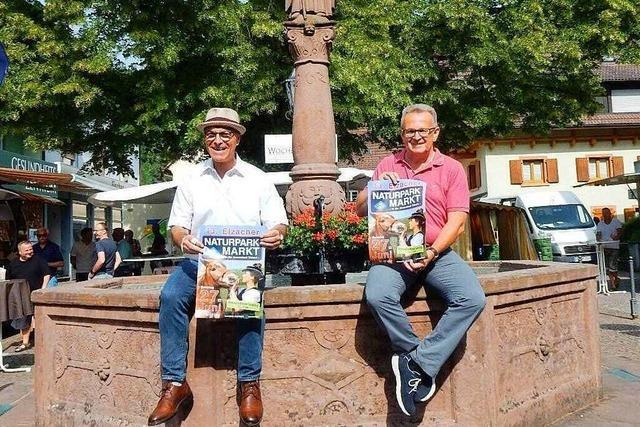 Naturparkmarkt in Elzach und verkaufsoffener Sonntag