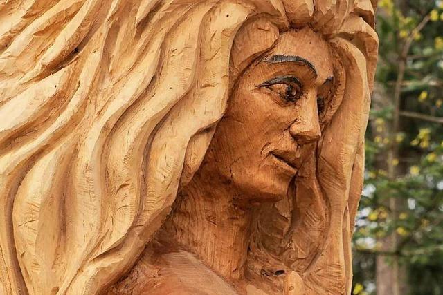 Der Bildhauer verteidigt seine umstrittene