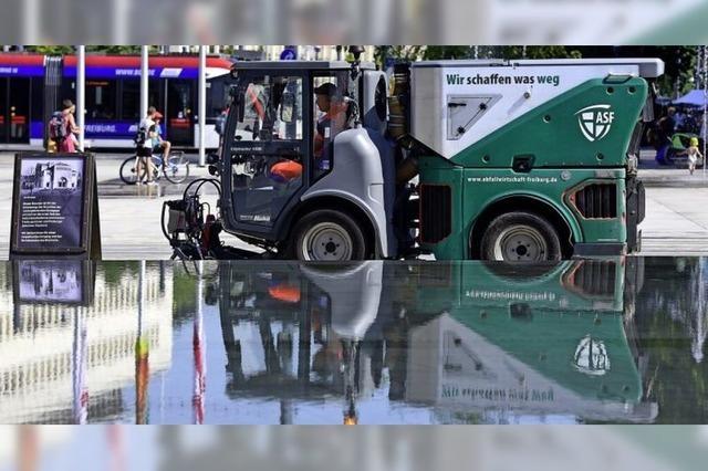 Stadt will Glas verbieten