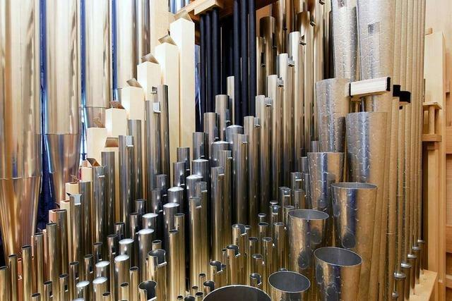 Am 6. Juli starten die Freiburger Münsterorgelkonzerte