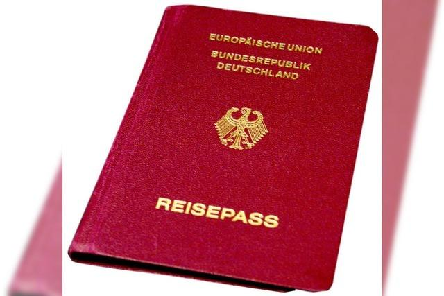 Aufgeschobene Einbürgerung