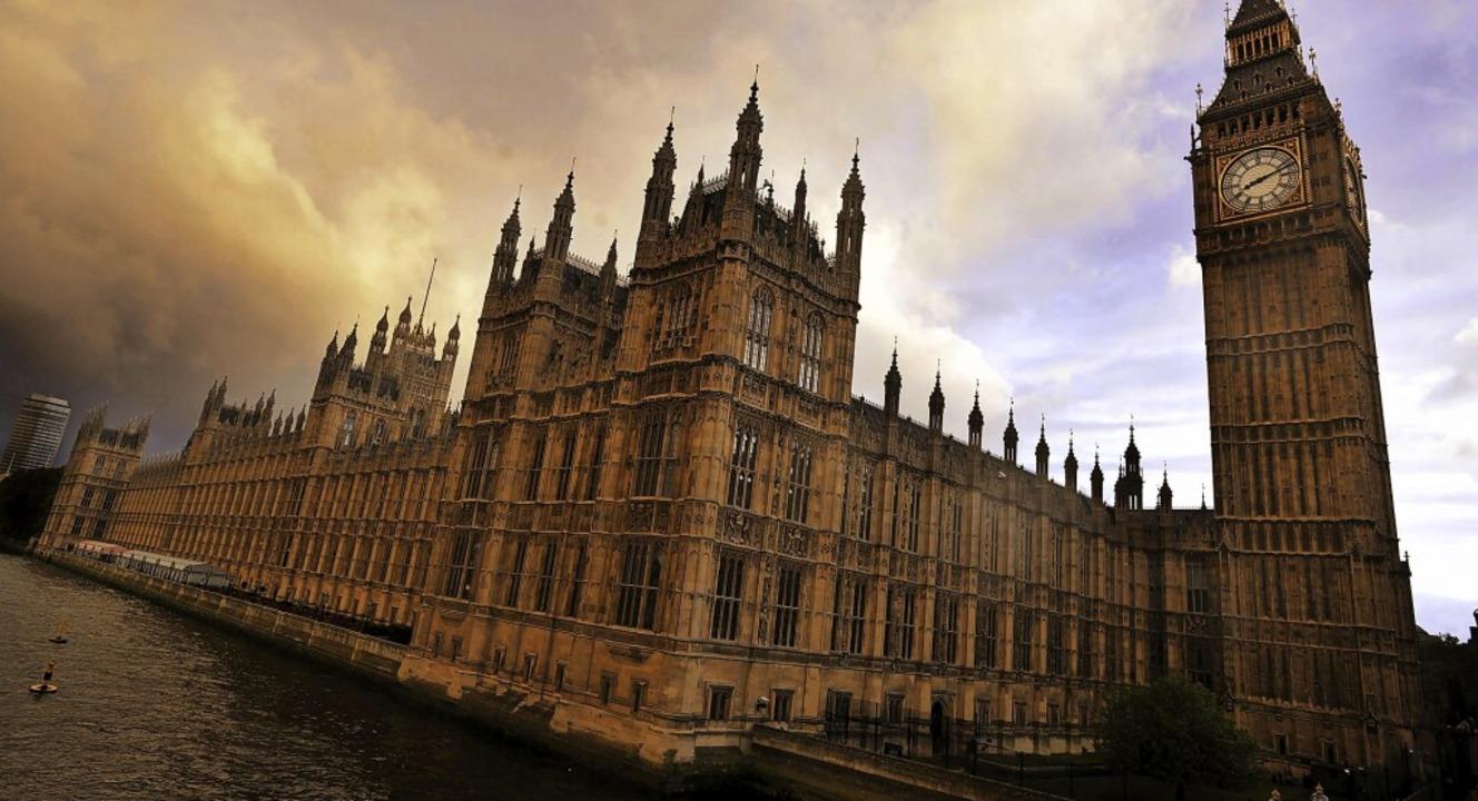 Die Abgeordneten des britischen Parlam...wa für die im Land lebenden Europäer.   | Foto: Tim Ireland