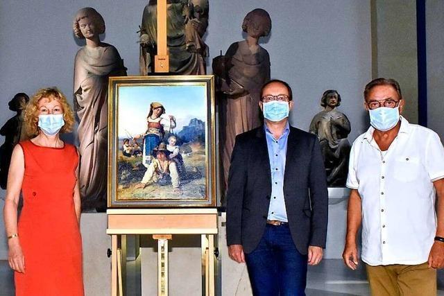 Hauptwerk des Malers Johann Baptist Kirner ist bald in Freiburg zu sehen
