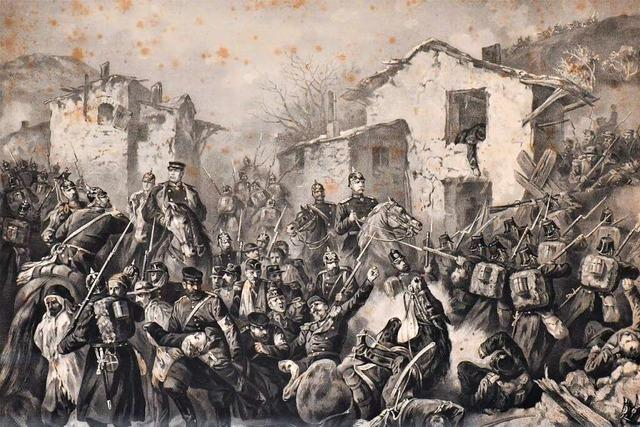 Ausstellung im Dreiländermuseum behandelt den deutsch-französischen Krieg