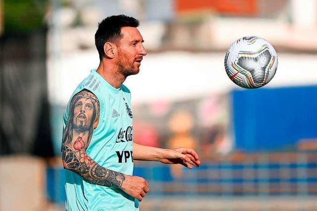 Kommt Lionel Messi zum Öschberghof nach Donaueschingen?