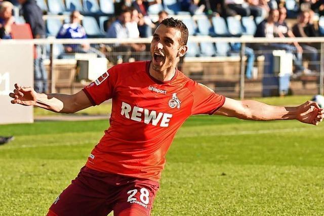 Der 1. FC Köln kommt auf die Baar nach Donaueschingen