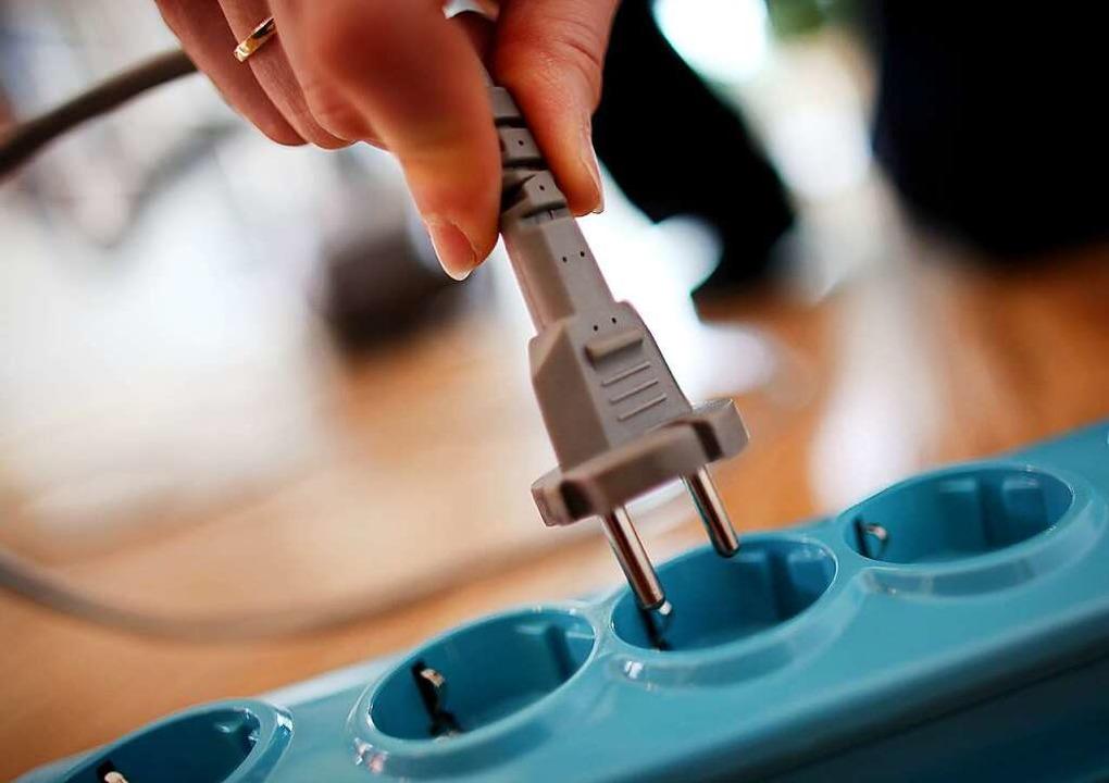 Steckdosenleisten können zum Brandrisiko werden.  | Foto: Oliver Berg