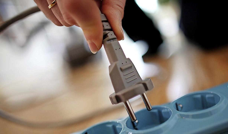 Steckdosenleisten können zum Brandrisiko werden.     Foto: Oliver Berg
