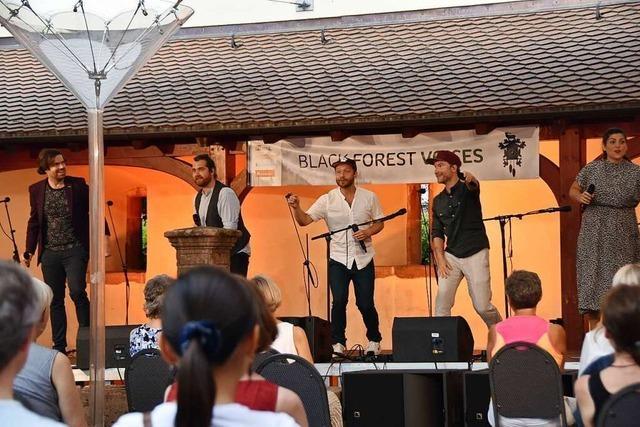 Black Forest Voices Day in Kirchzarten mit Workshops, Online- und Live-Musik