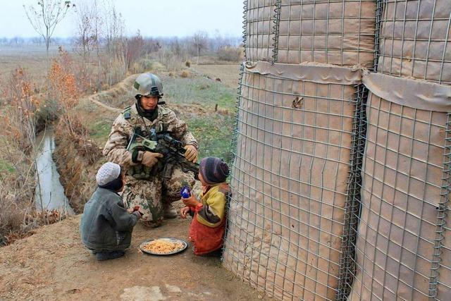 Ein Ex-Soldat erzählt, wie er seinen Einsatz in Afghanistan erlebt hat