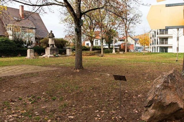 Buchholz plant Generationenpark auf altem Friedhofsgelände