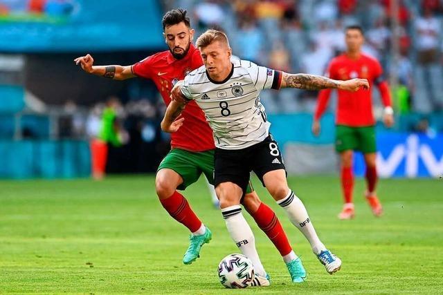 Kroos kann mit Deutschland gegen Ungarn das Achtelfinale erreichen