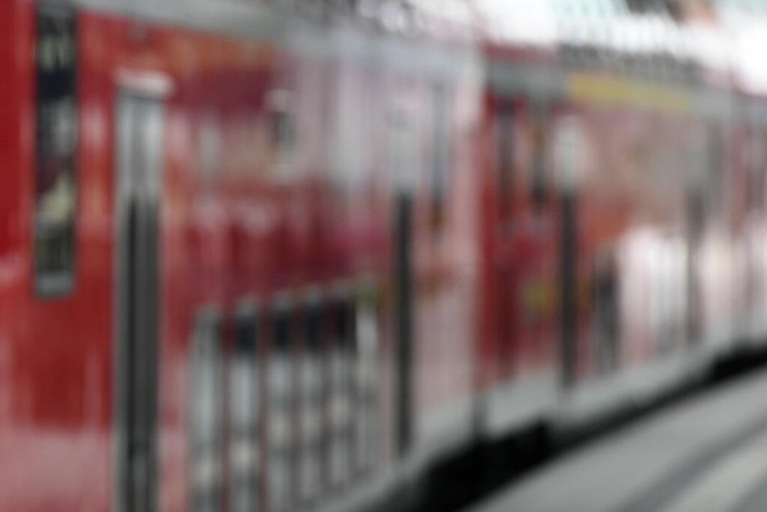 Am Offenburger Bahnhof verlor sich die Spur von Laura N. (Symbolbild)    Foto: Soeren Stache