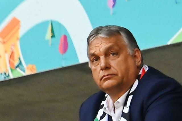 Ungarns Ministerpräsident Orban sagt Reise nach München ab