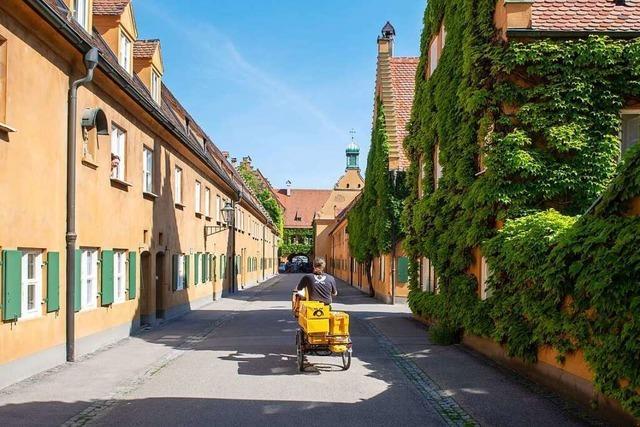 500 Jahre Fuggerei Augsburg – älteste Sozialsiedlung der Welt
