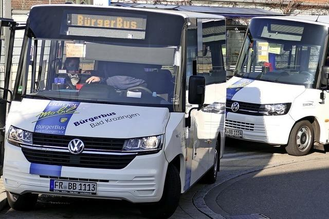 Weg frei für einen Bürgerbus