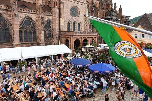 Neue Landesverordnung kommt zu spät – Freiburger Weinfest ist schon abgesagt