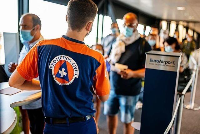 Was Reisende am Euroairport beachten sollten