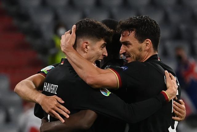 2:2 gegen Ungarn – Deutschland schafft den Einzug ins Achtelfinale