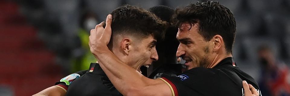 2:2 gegen Ungarn - Deutschland schafft den Einzug ins Achtelfinale