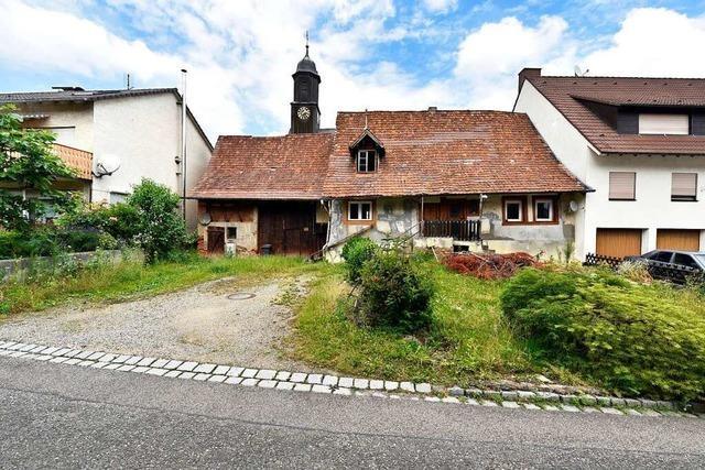 Haus aus dem 15. Jahrhundert droht der Abriss – Rat Waltershofen ist strikt dagegen