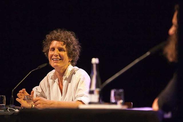 Eine große Freundin der kurzen Form: Annette Pehnt liest in Offenburg