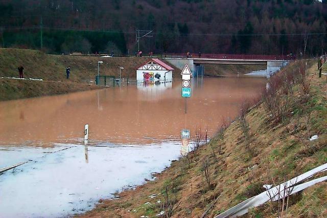 Wie ein Hochwasser im Wiesental alles veränderte