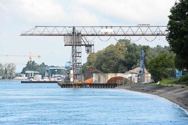 Hafendirektor erläutert seine Interessen im Weiler Bauausschuss mit Erfolg