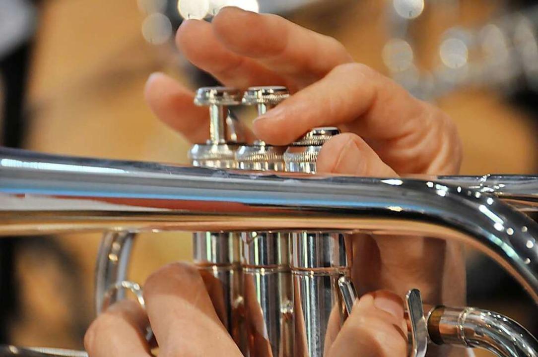Bislang gibt es schon 41 Anmeldungen für das Jubiläums-Blasorchester.  | Foto: Daniel Gramespacher