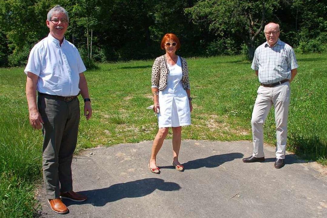 Freuen sich auf das vierte Konzert des..., Cornelia Rösner und Norbert Dietrich  | Foto: Petra Wunderle