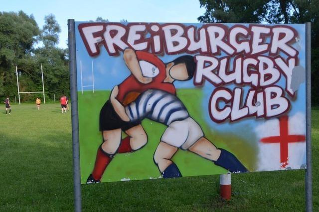 Unbekannte zünden Hütte des Freiburger Rugby-Clubs in March an