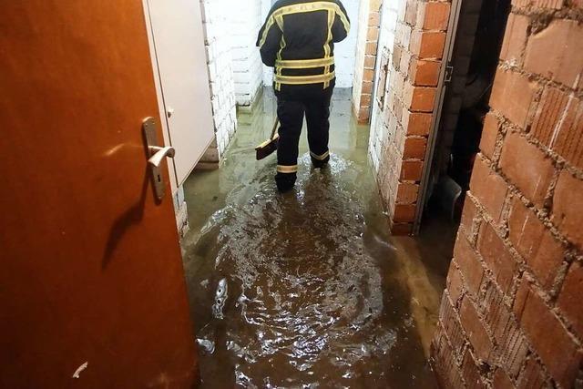 Wie lassen sich überflutete Keller bei Starkregen vermeiden?