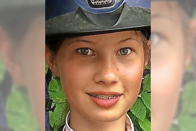 Gold-Mädchen Magdalena Rose