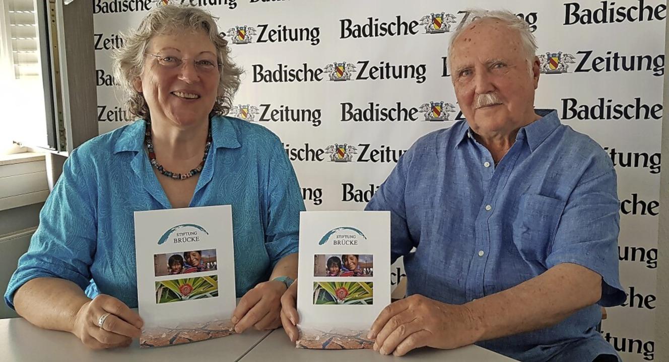 Beate Mühlen-Haas führt heute die Stif...r Haas vor 20 Jahren mitbegründet hat.  | Foto: Gerhard Walser