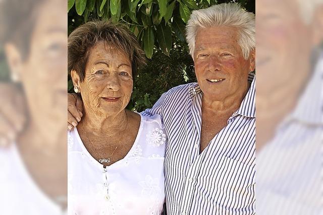 Wirtepaar feiert goldene Hochzeit