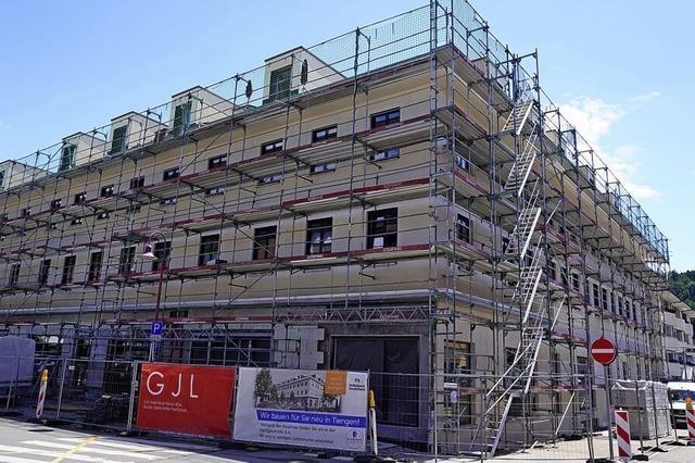 Woolworth soll ins Volksbankgebäude