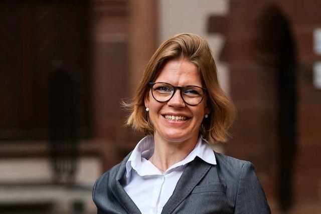 Anke Glenz tritt für die Freien Wähler im Wahlkreis Freiburg an