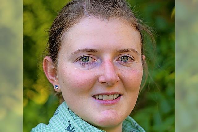 Neue Leiterin für Forstbezirk