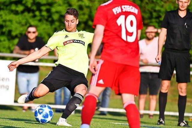 Felix Dreher will den Freiburger FC zum ersten Pokalsieg seit 1992 führen