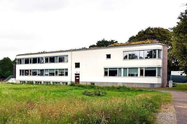 Die Grundschule von Freiburg-Ebnet erhält drei neue Klassenräume